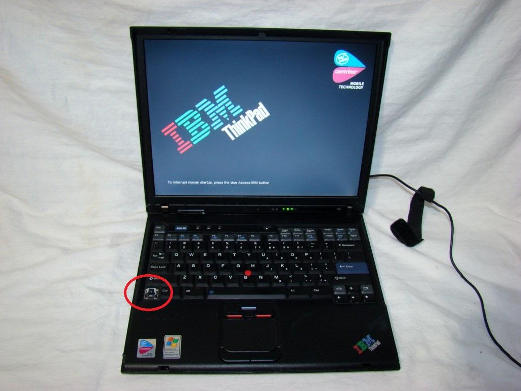 Laptop lenovo r51 thinkpad cel 1,5ghz 40gb dvd-rw wifi xp towar na magazynie